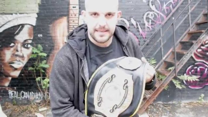 Nick Watts steals VCW Openweight Title